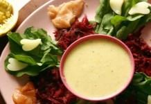 Receita de Molho de maracujá para salada