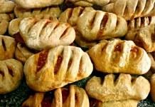 Receita de Pão com Chouriço