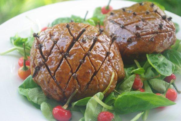 Receita de Tender Vegetariano