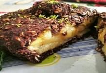 Receita de Torta de banana crocante