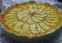 Receita de Torta de maçã sem glúten
