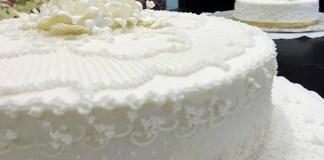 Receita de bolo de noiva