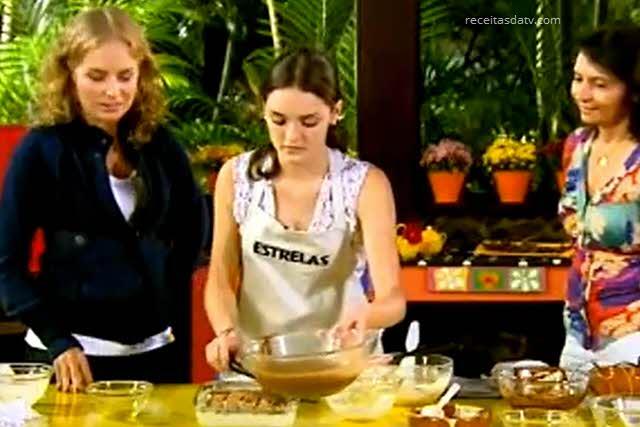 Torta alemã da Isabelle Drumond na Angélica