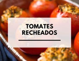 Receita de tomates recheados