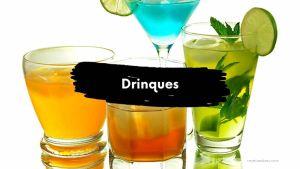 Drinques alcoólicos