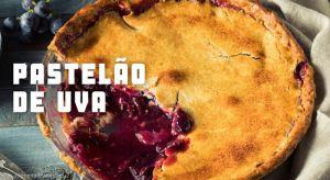 Receitas da TV de pastelão de uva