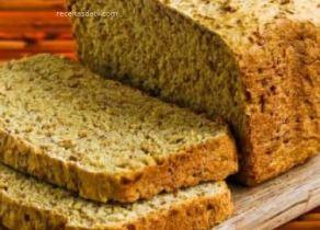 Receitas da TV pão de linho linhaça, integral