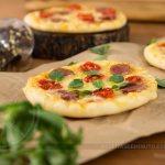 Como Fazer Mini Pizza em Casa!