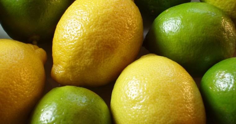 Limão – Os seus benefícios