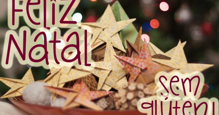 Votos de Feliz Natal para todos!