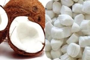 Receito de bala de coco