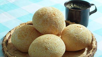 Receita Pão de Queijo Com Creme de Leite