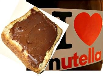 Creme de avelã - Nutella