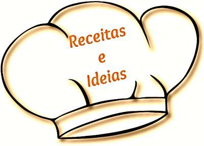 Receitas e Ideias
