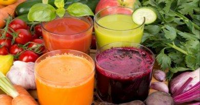 Receitas de sucos – Quatro receitas saudáveis – Faça hoje mesmo