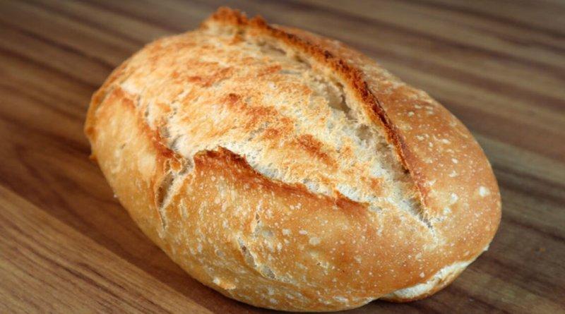 Pão caseiro fácil - Para iniciantes