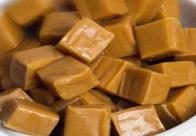 Bala de caramelo