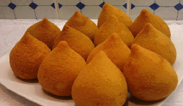 coxinha de batata