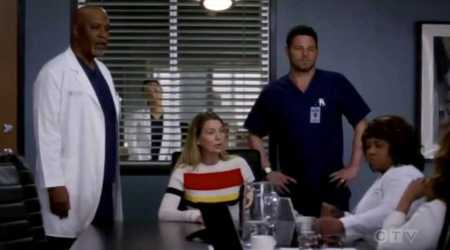 Grey's Anatomy 15x25 - Jump Into The Fog