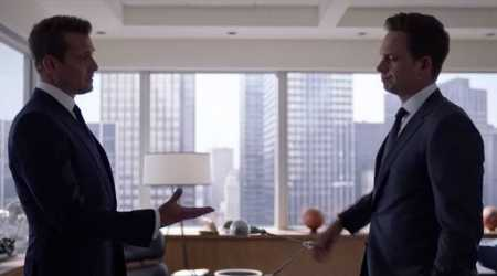 Suits 9x05 - If The Shoe Fits