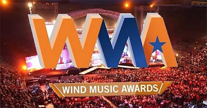 Il 4 e il 5 giugno tornano le premiazioni dei Wind Music Awards