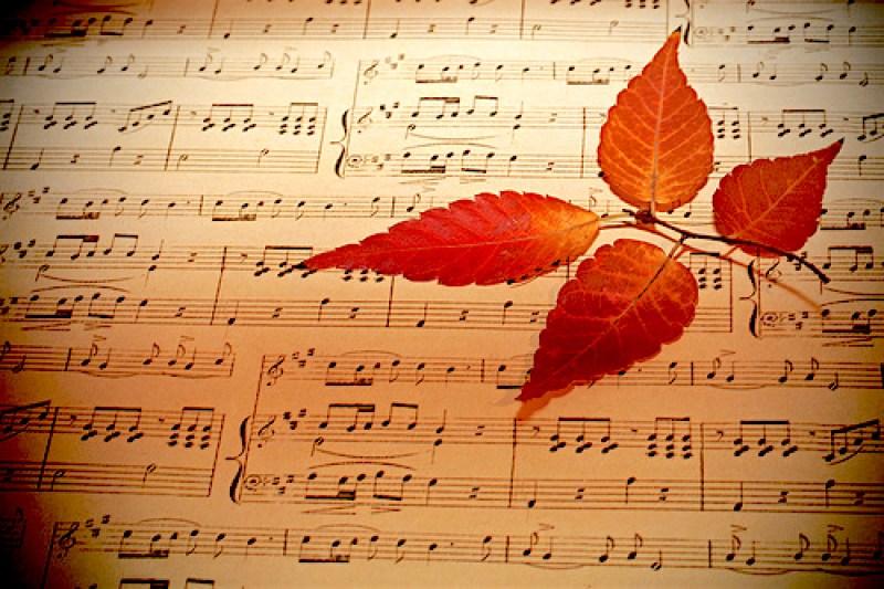 Musica autunno