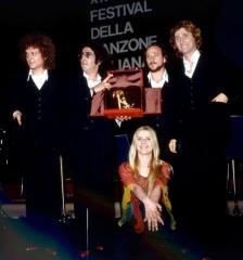 Sanremo 1977 Homo Sapiens