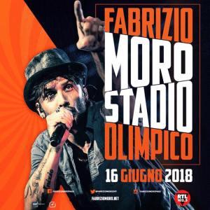 Fabrizio Moro - Stadio Olimpico