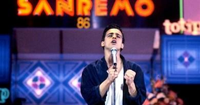 Sanremo 1986 - Ramazzotti