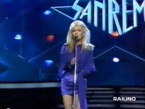 Sanremo 1988 Anna Oxa