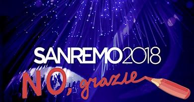 Sanremo No Grazie