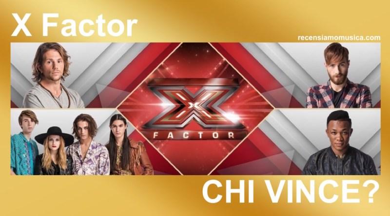 X Factor 11 Finale