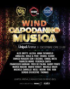 Wind Capodanno in musica