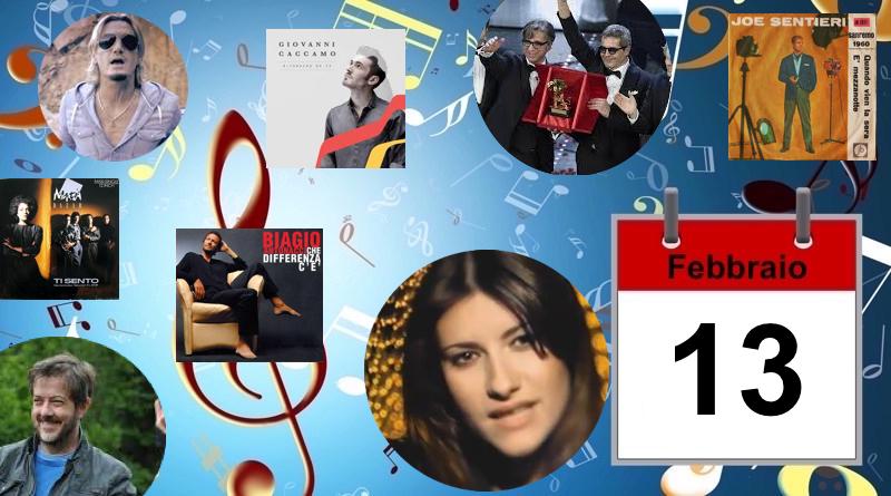 AlmanaccoMusicale febbraio 13