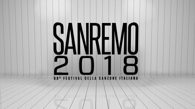 Sanremo 2018 logo