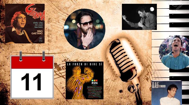 AlmanaccoMusicale - 11 marzo