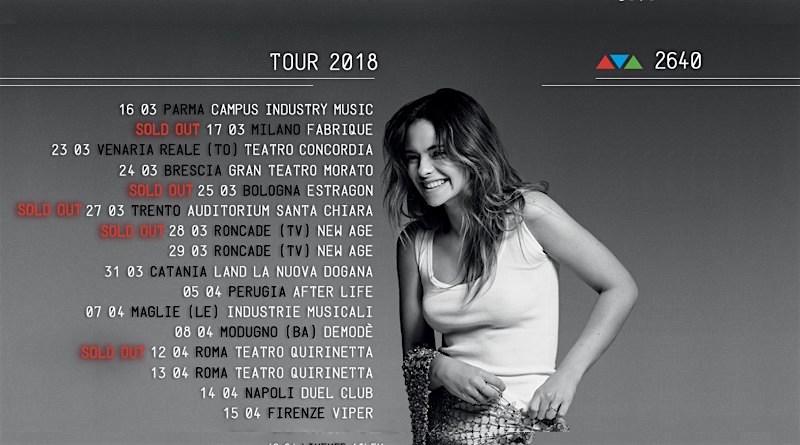 FrancescaMichielin Tour