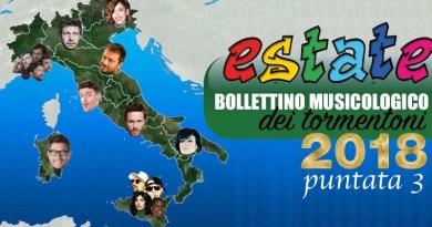 Tormentoni 2018 - Bollettino Musicologico PARTE 3