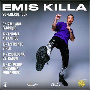 Emis Killa Tour