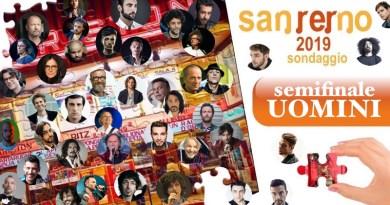 Sanremo2019 - SemifinaleUomini