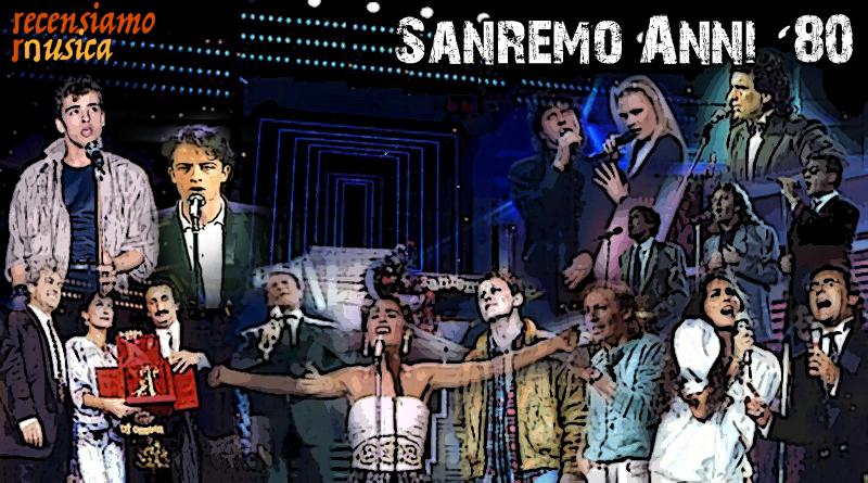 Sanremo anni 80