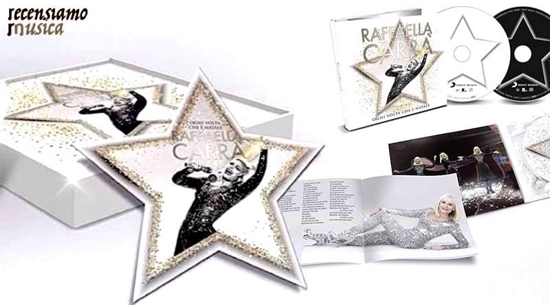 """Raffaella Carrà svela la tracklist di """"Ogni volta che è Natale"""""""