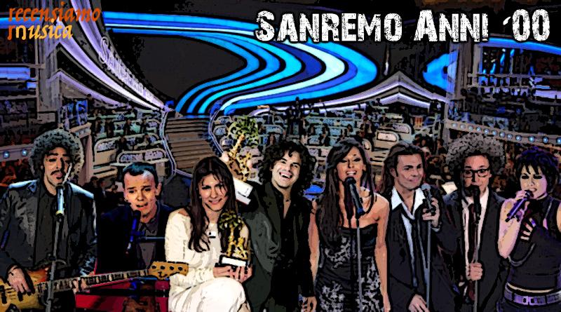 Sanremo anni 00