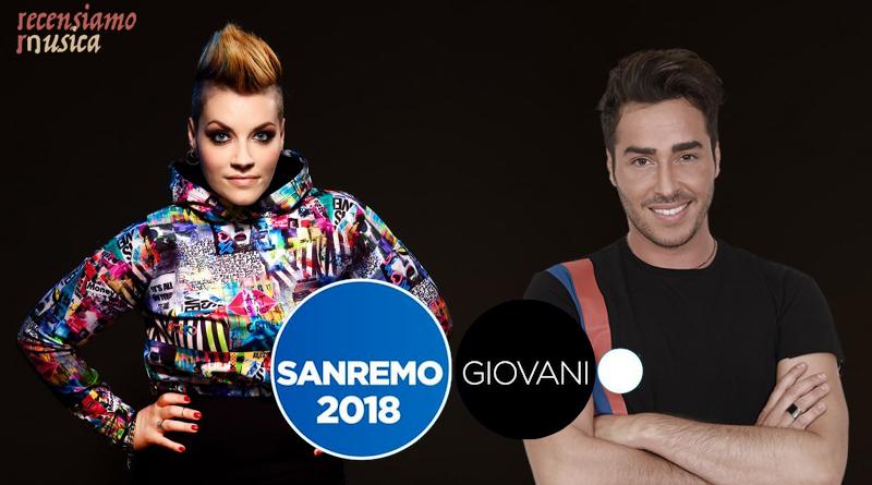Laura Ciriaco esclusa da Sanremo Giovani, al suo posto Federico Angelucci