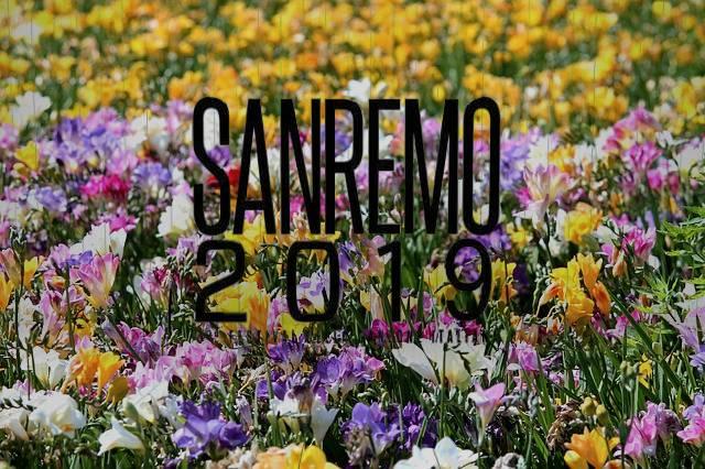 """""""Grazie dei fiori"""" perchè se son rose fioriranno anche a Sanremo 2019"""