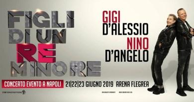 Gigi D'Alessio e Nino D'Angelo