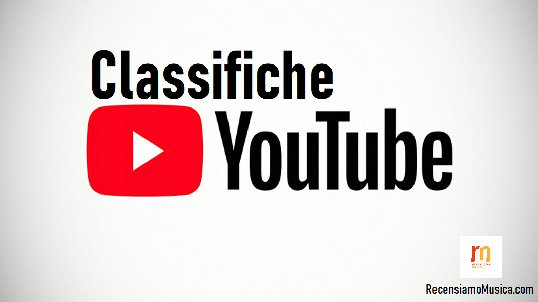 Classifiche YouTube, settimana 16 del 2019: Boomdabash e Ultimo si spartiscono la vetta