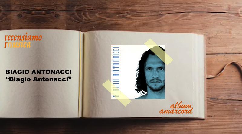 Biagio Antonacci, venticinque anni dal suo omonimo quarto album