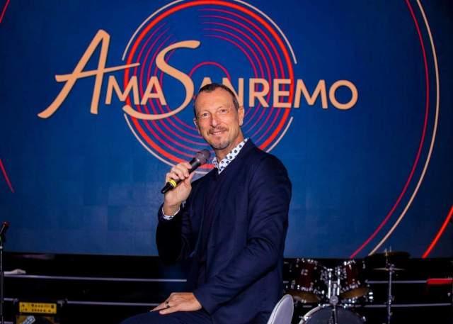 Amadeus AmaSanremo
