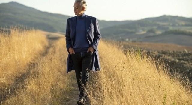 Andrea Bocelli 2020